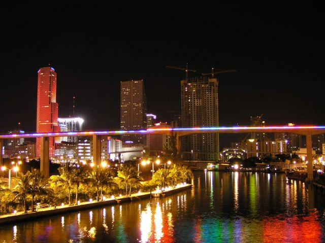 Miami - At night