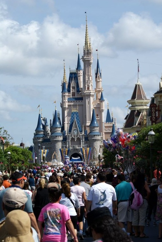 Disneyland In Orlando The Best Places To Visit In
