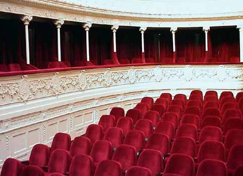 Odeon Theatre - Great interior