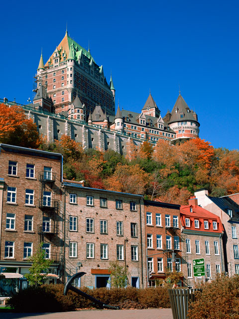 Quebec - Around in the city