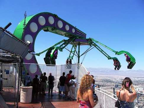 Stratosphere Tower - Beautiful view