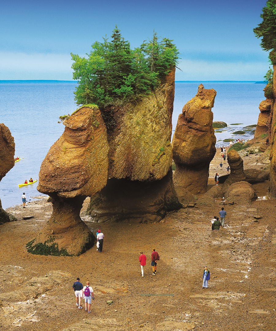 Bay of Fundy The best places to visit in Canada