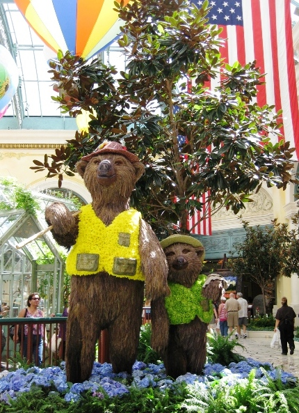 Bellagio Conservatory and Botanical Garden - Entertaining destination