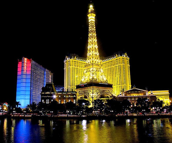 Eiffel Tower Experience The Best Places To Visit In Las