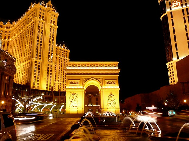 Eiffel tower experience the best places to visit in las for Places to stay near eiffel tower