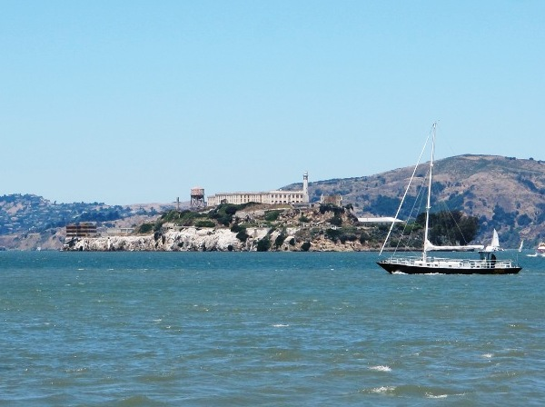 San Francisco, California, USA - Alcatraz Island