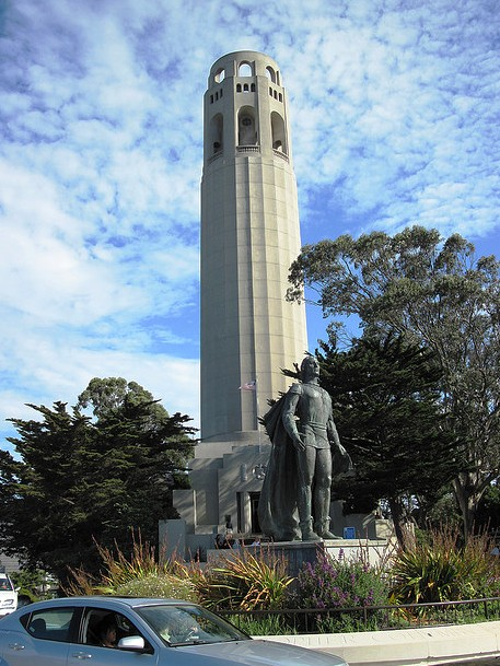 San Francisco, California, USA - Coit Tower