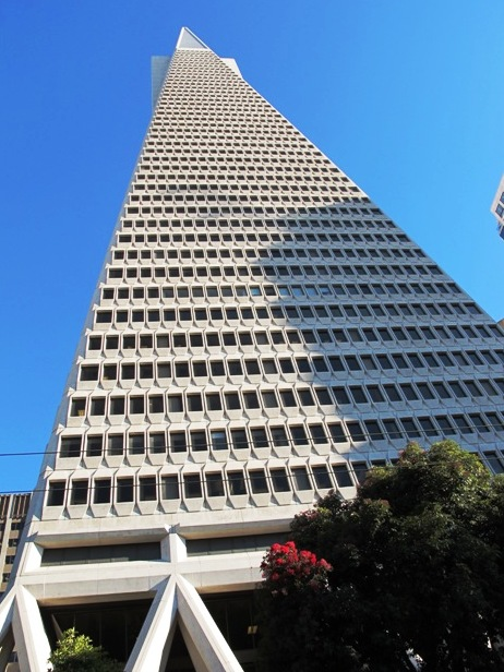 San Francisco, California, USA - Transamerica Pyramid