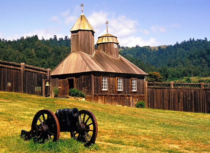 Fort ross historic park the best places to visit in for Historical sites in the usa