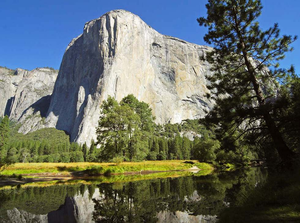 Yosemite National Park - Picturesque landscape
