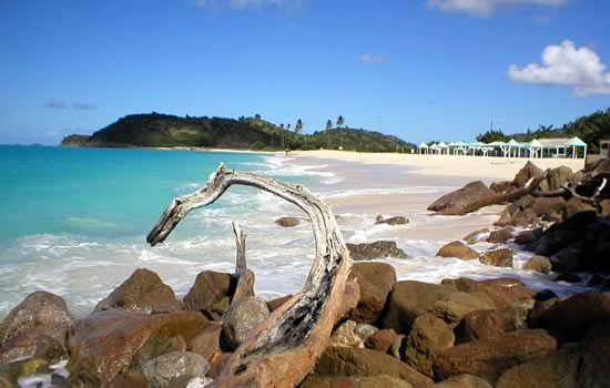 Antigua - Beautiful beaches