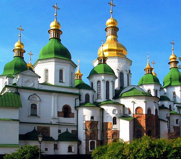 Sophia Cathedral - Incomparable Cathedral