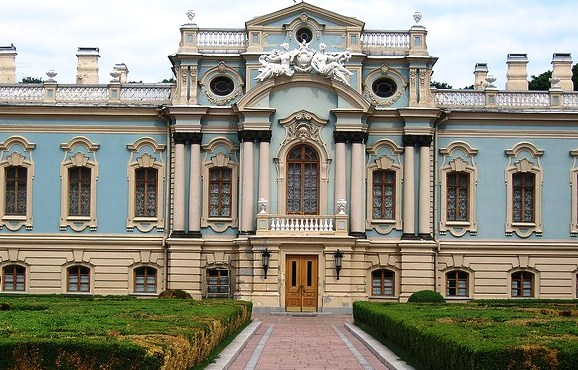 Mariyinsky Palace - Beautiful Residence