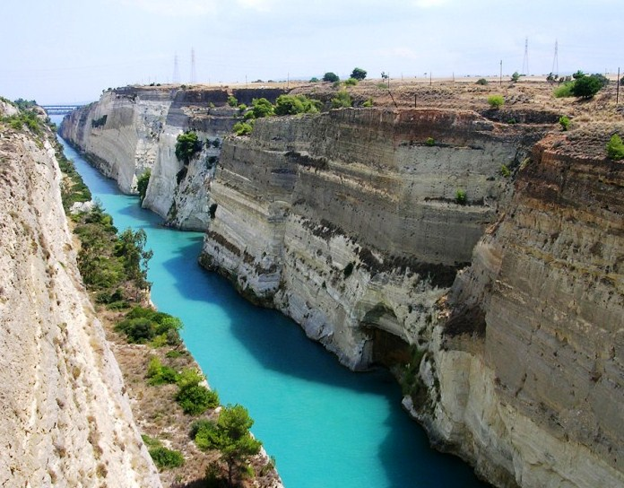 Corinth The Best Places to Visit in the Peloponnese Greece
