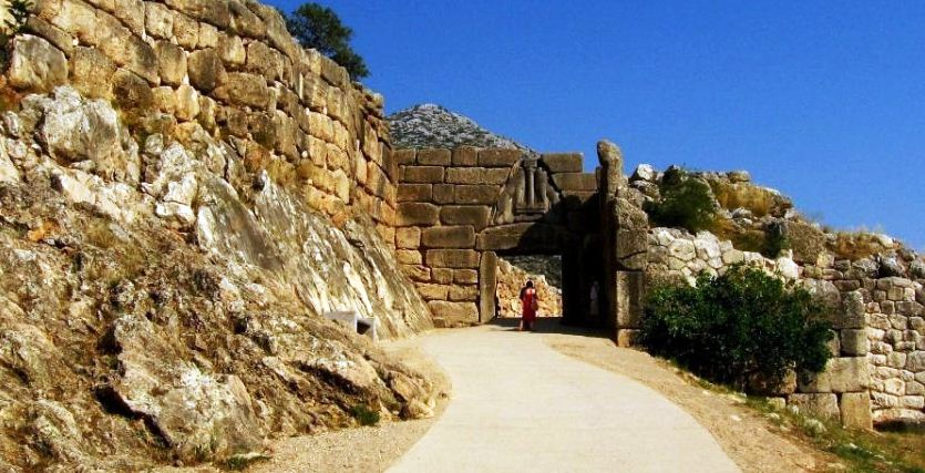 Mycenae - Notable place