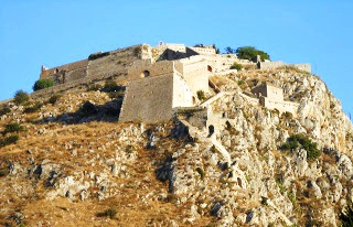 Nafplio - Ancient place