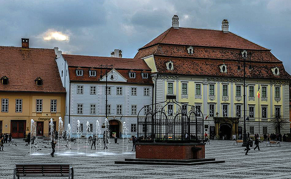 the big square the best places to visit in sibiu romania