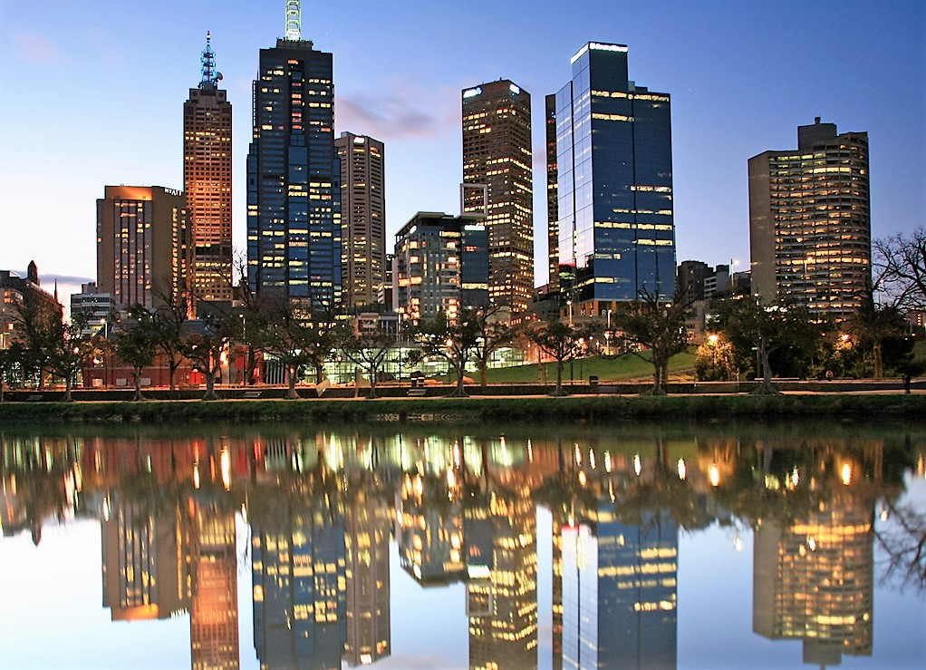 Melbourne - Fabulous city