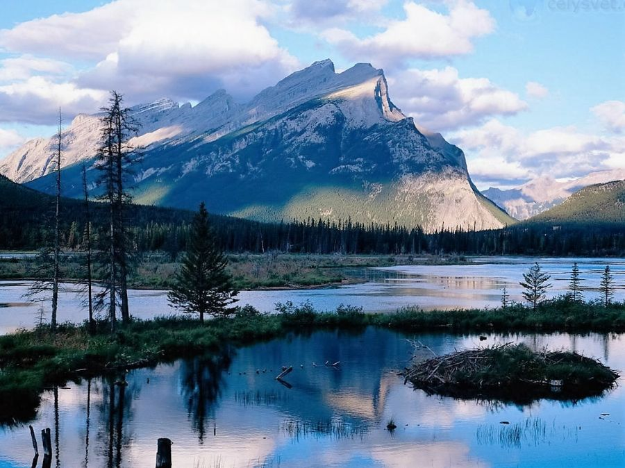 Alberta, Canada - Banff National Park