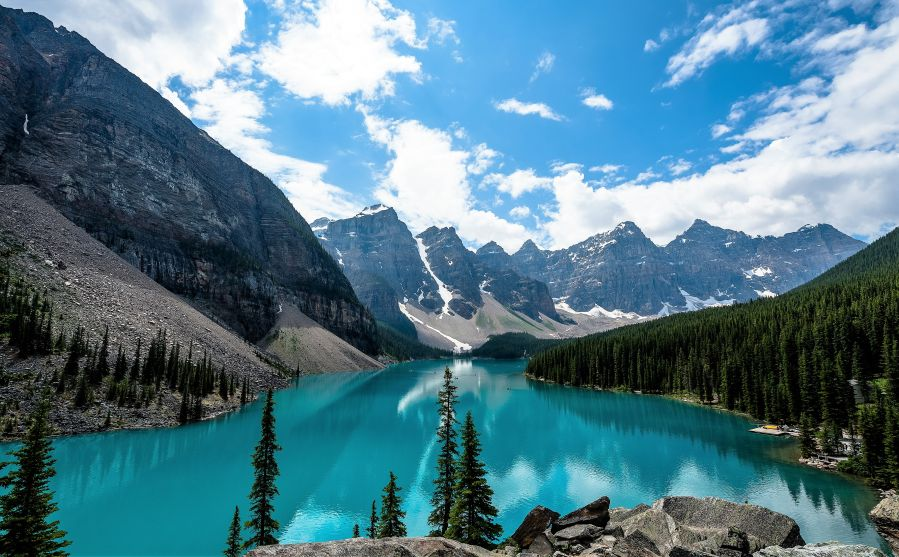 Alberta canada top 10 places to visit for introverted for Best places to see in canada