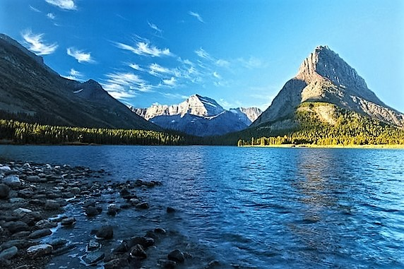 Glacier National Park, U.S.A - Amazing glacier water