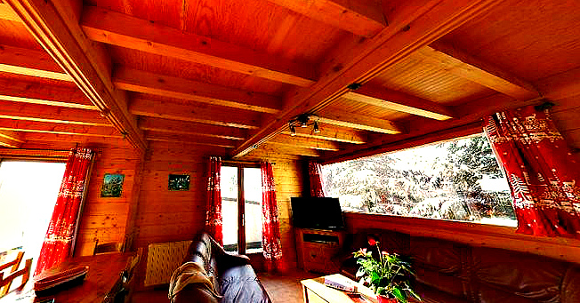 Chalet Le Ponton, French Alps - Interior
