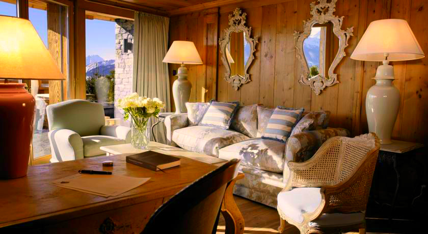 LeCrans Hotel & Spa, Switzerland - Traditional style