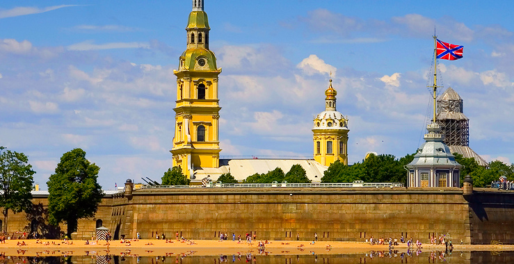 Peter and Paul Cathedral - Old landmark