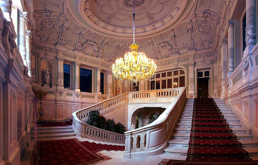 The Yusupov Palace - Imperial palace