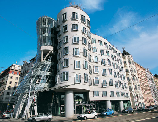 Dancing House The Best Places To Visit In Prague Czech