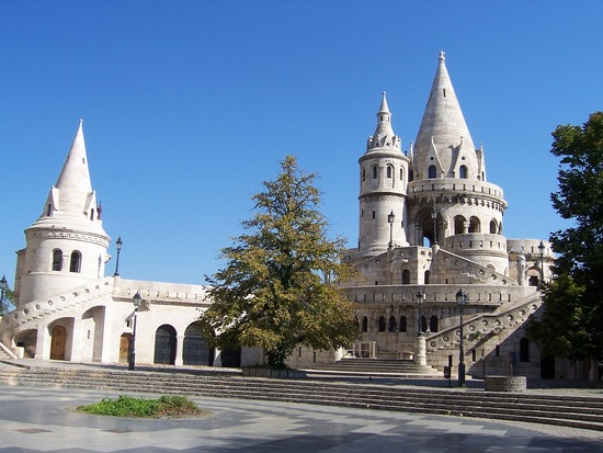 Fisherman's Bastion - Fisherman