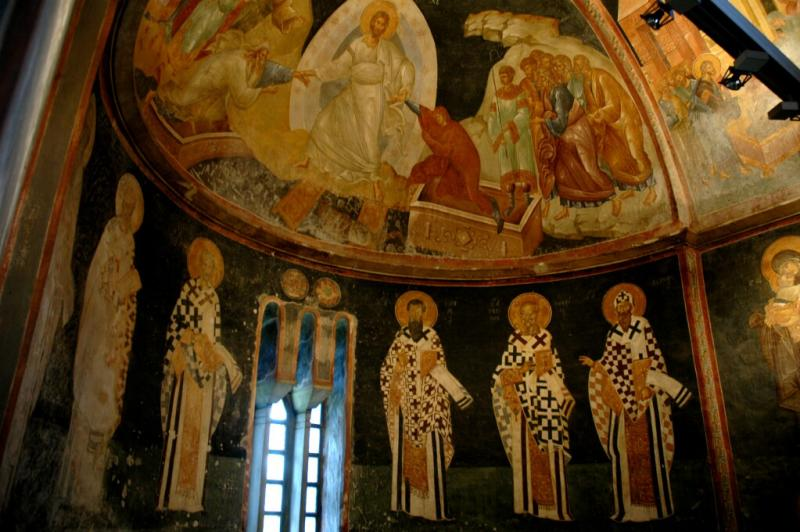 Chora Church - The best places to visit in Istanbul, Turkey