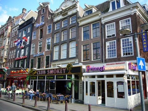 Rembrandt Square The Best Places To Visit In Amsterdam Netherlands