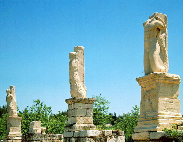Ancient Agora - The best places to visit in Athens, Greece