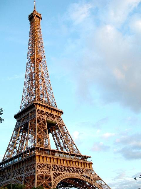 France - Eiffel Tower view