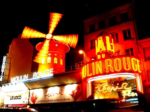 France - Moulin Rouge