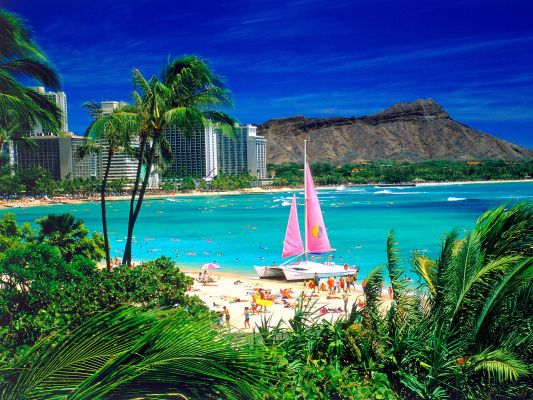 The United States of America  - Picturesque Hawaii