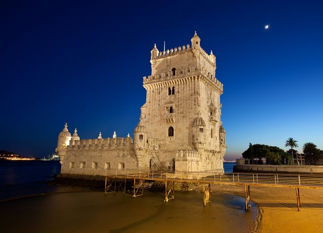 Tower of Belem - Belem Tower view