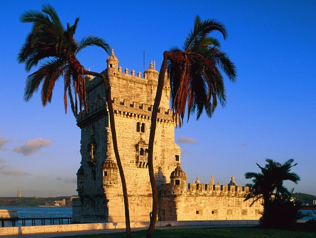Tower of Belem - View of the Belem Tower