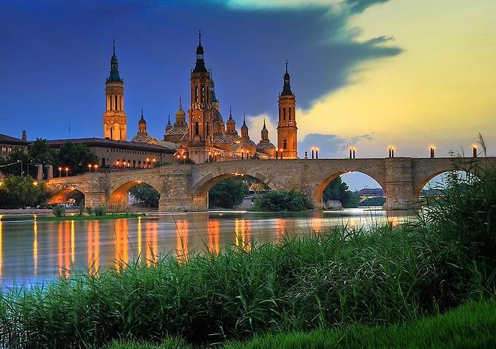 Spain - Basilica del Pilar
