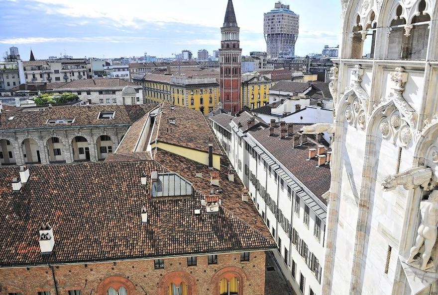 Duomo the best places to visit in milan italy for Milan sites to see
