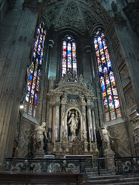 Duomo - Capella della Madonna dell