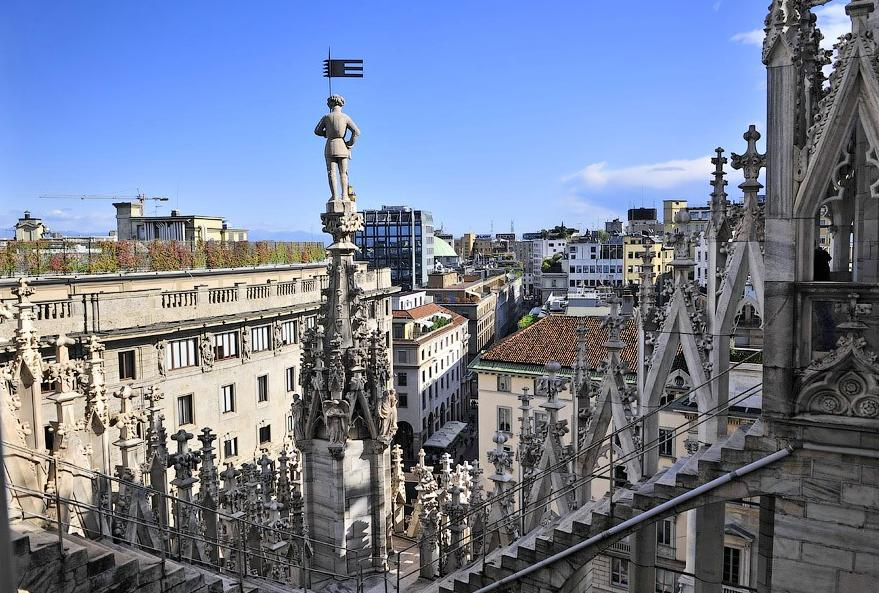 Duomo the best places to visit in milan italy for Best places in milan