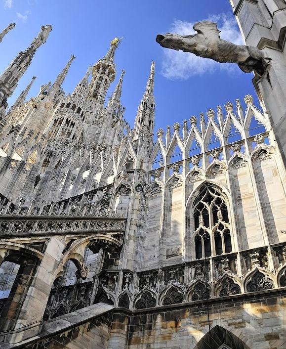 Duomo the best places to visit in milan italy for Best places to see in milan