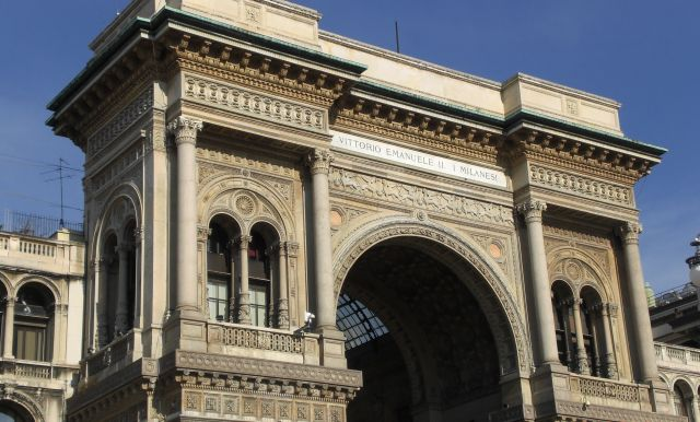 Galleria vittorio emanuele ii the best places to visit for Best places to see in milan