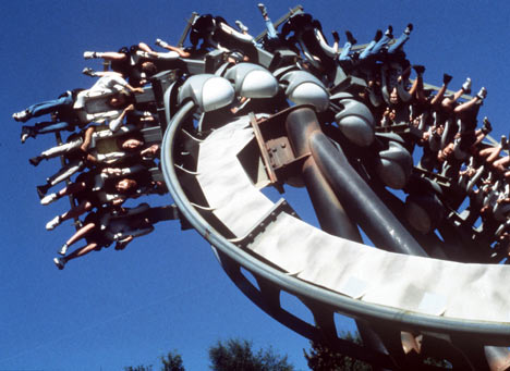 The United Kingdom - Alton Towers