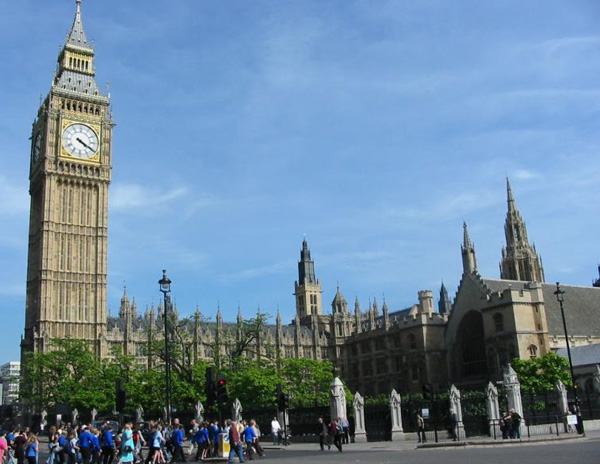 The United Kingdom - Big Ben