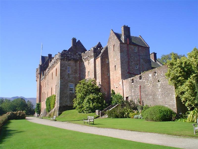 The United Kingdom - Brodick Castle