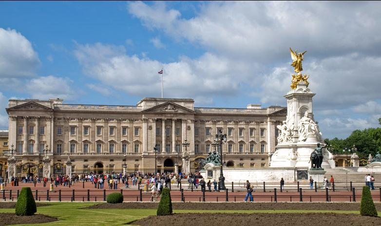 The United Kingdom - Buckingam Palace in London