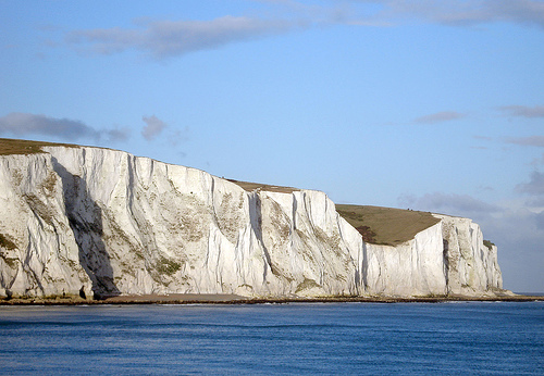 The United Kingdom - Cliffs of Dover